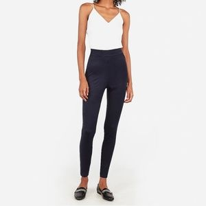 Philosophy High Waisted Faux Suede Leggings